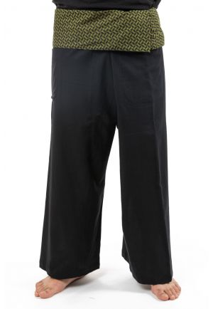 Pantalon thai fisherman mixte Tekno