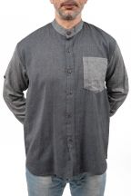 Chemise homme coton bicolore Reykjavic