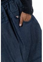 Sarouel large grande taille jean homme Bigjean zoom