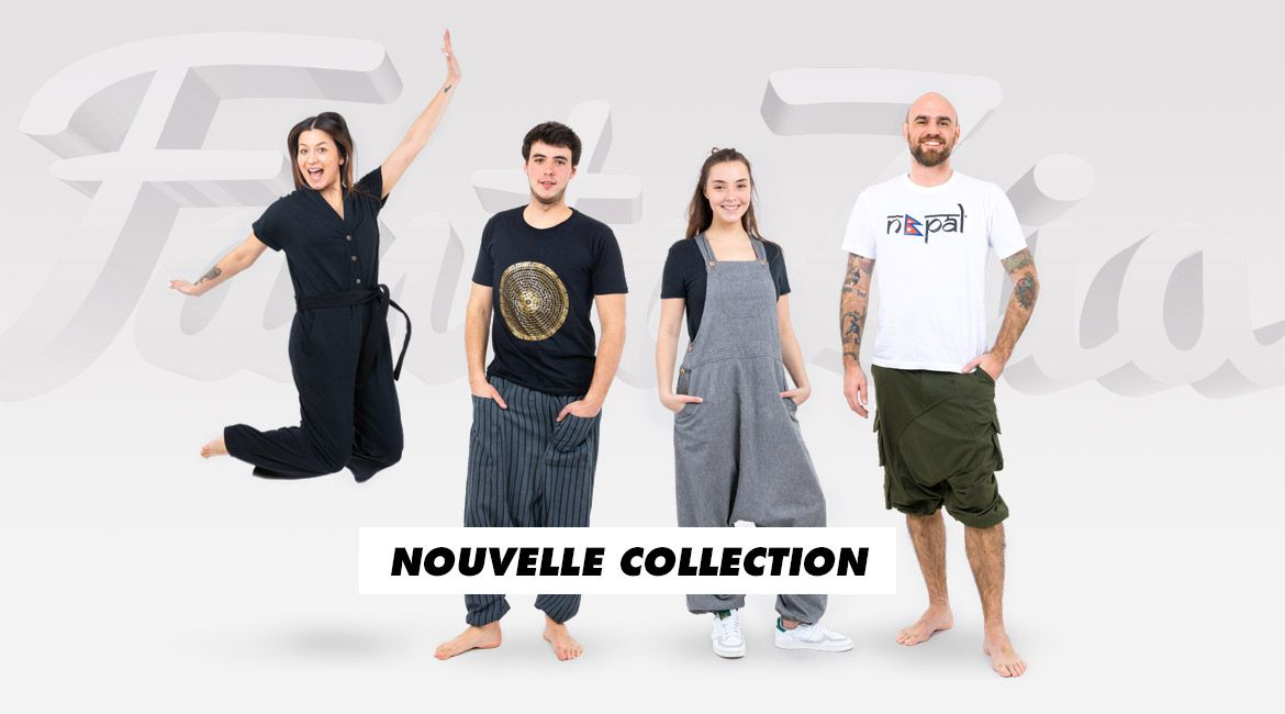 Nouvelle collection Printemps éte Fantazia